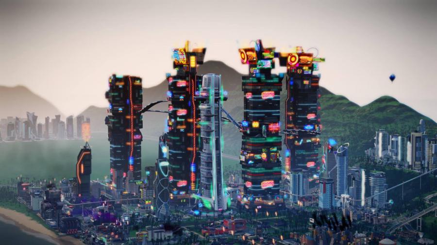 скачать simcity 5 города будущего
