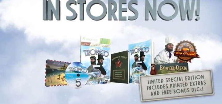 Tropico 5 Xbox 360 Release Trailer
