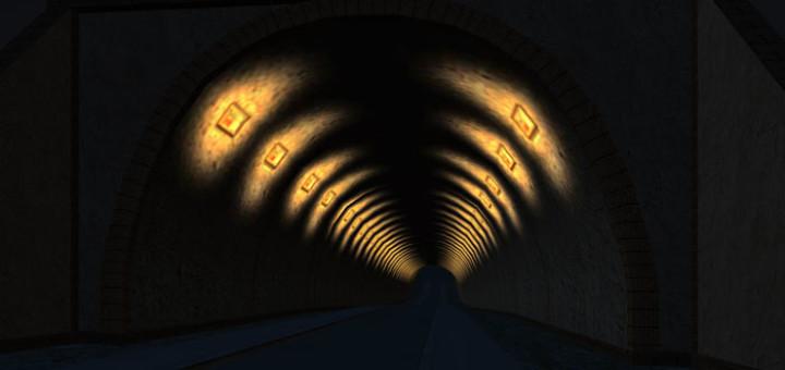 Road Shader with Self-Illumination