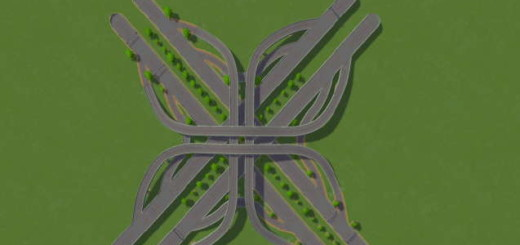 4-Way Stack Interchange