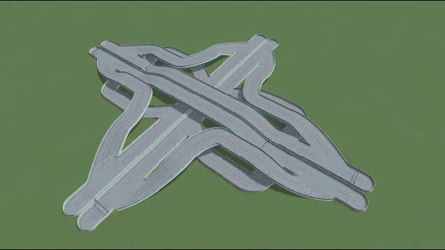 4-way Highway