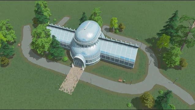 Большой ботанический сад