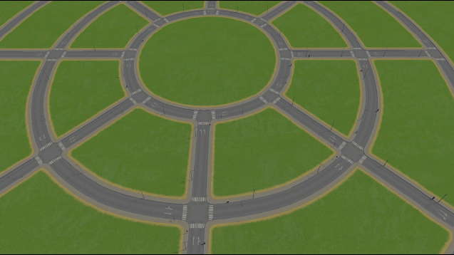 Concentric Town