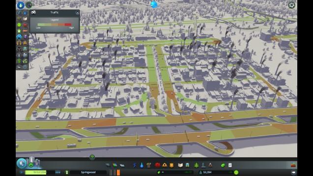 High Density Industry Grid