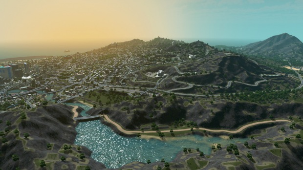 Los Santos Cities Skylines