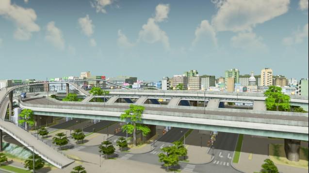 Public transport place