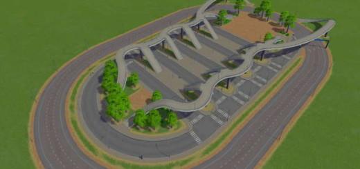 Автобусный вокзал и метро