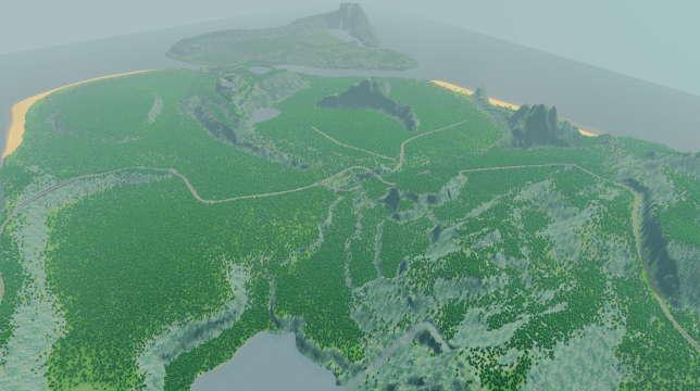 Изумрудные Горы