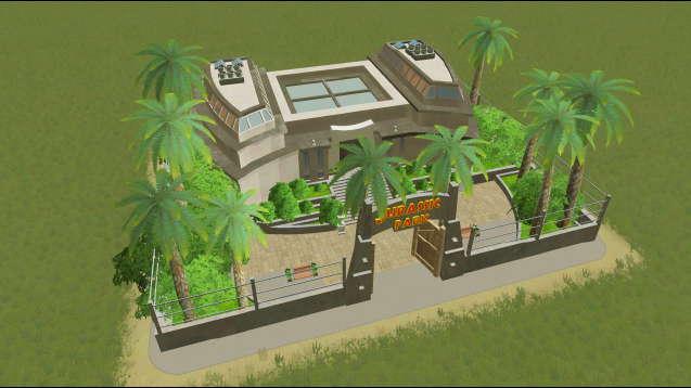 Музей Парка Юрского Периода