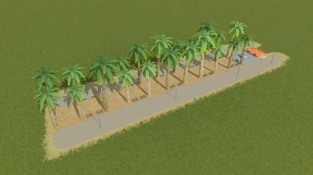 Пальмовый проспект