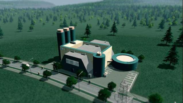 Завод Водоочистки Нечистот