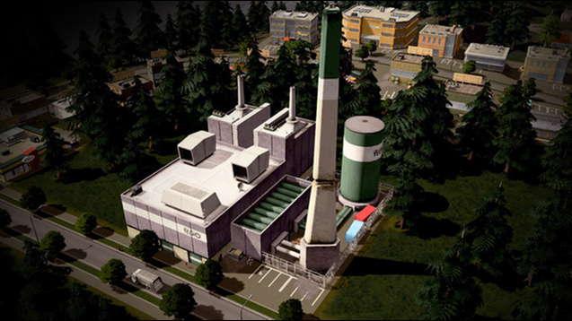 Расширенный Мусоросжигательный Завод