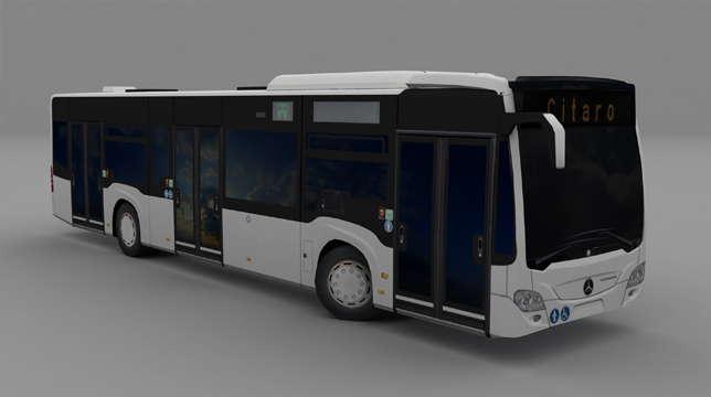 Mercedes-Benz Citaro 3 Turen (O530) 2011