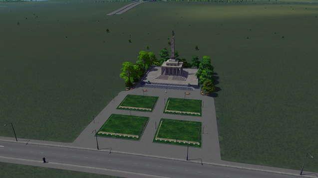 Slavin War Memorial