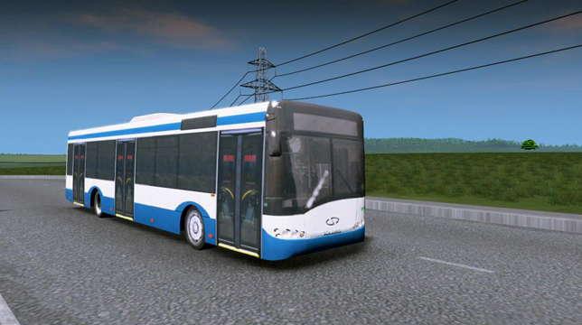 Solaris Urbino 12 Mk3