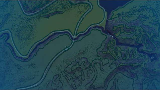Душераздирающая река