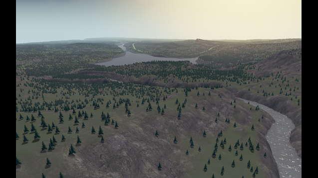Озеро Эвеза