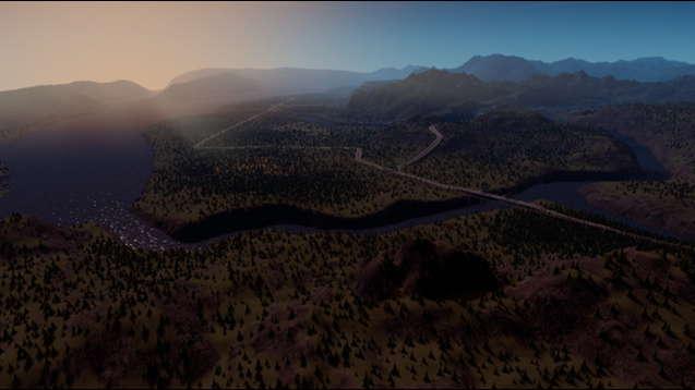 Сосновая долина