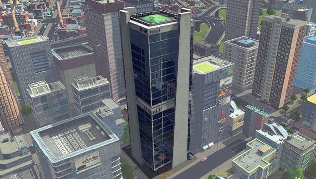 Коммерческое здание - Prince Tower