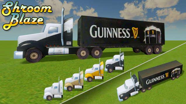 Guinness Semi - грузовик