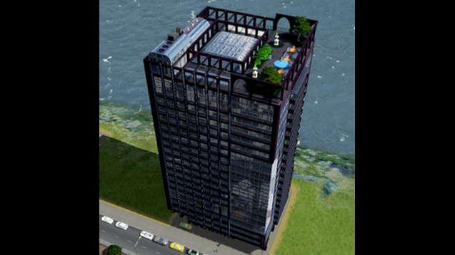 Резиденция 5 уровня