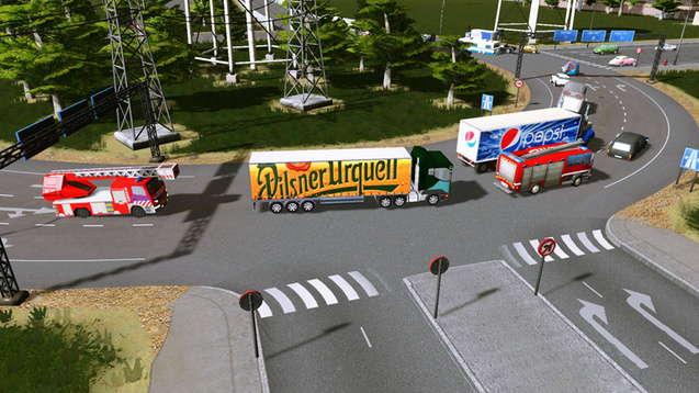 Pilsner Urquell - грузовик