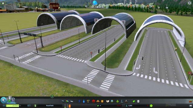 Солярный туннель