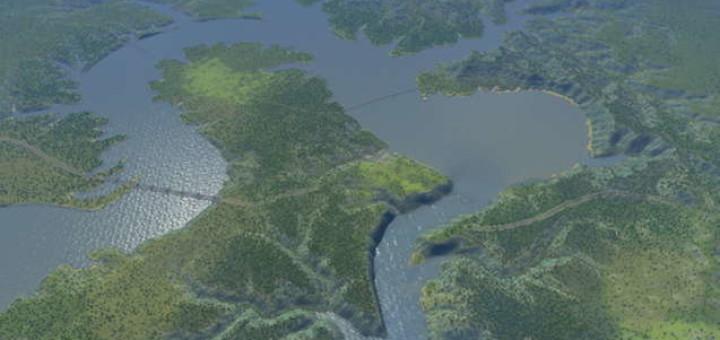 Озеро Трэвис, Техас