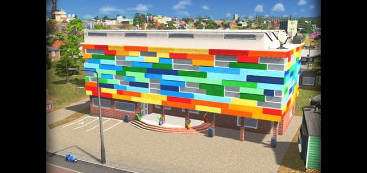 Цветная начальная школа