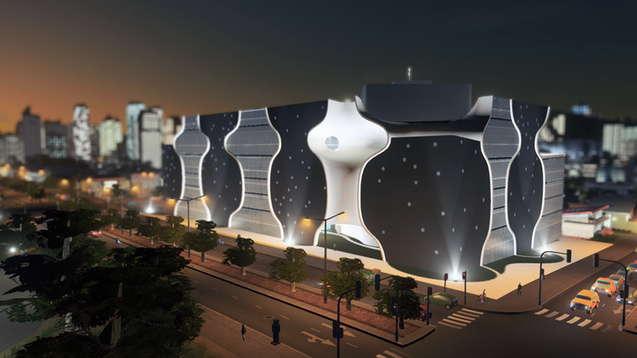 Национальный Театр Тайчунг