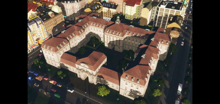 Старый Больничный Корпус