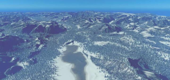 Альпийская карта