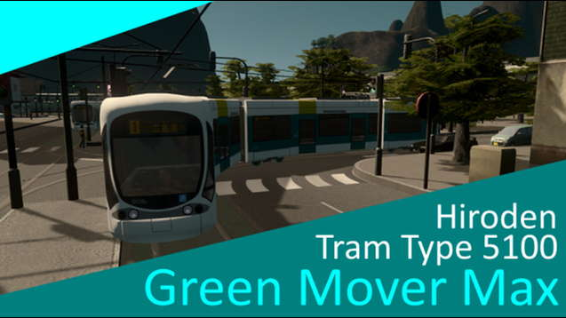 Green Mover T-5100