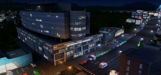 Столичный госпиталь