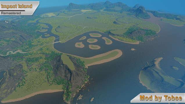 Основной остров