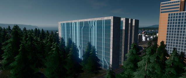 Цифровое здание