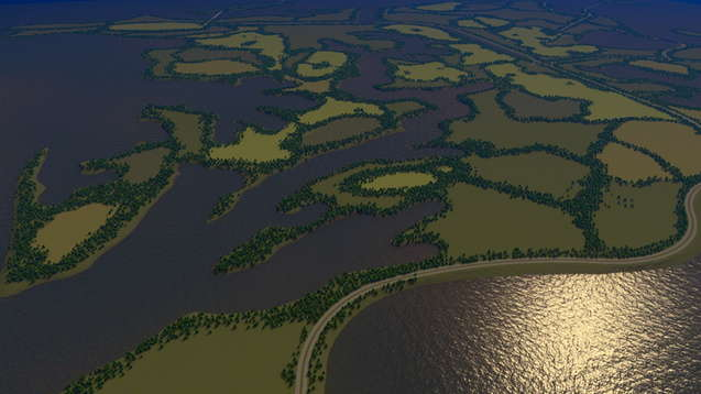 Скандинавский архипелаг