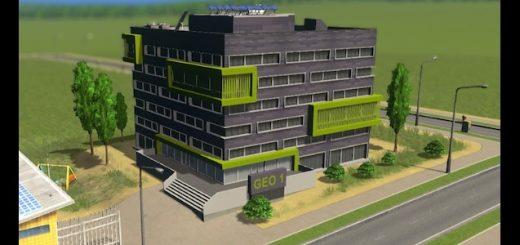 Геологический строительный университет