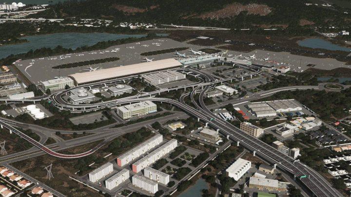 Аэропорт Кеби
