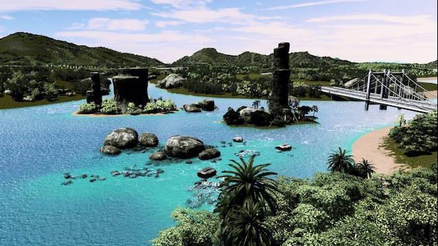 Острова Тинде Лау