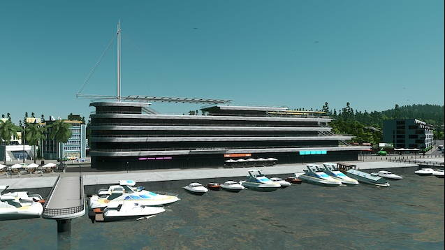 Яхт-клуб Монако