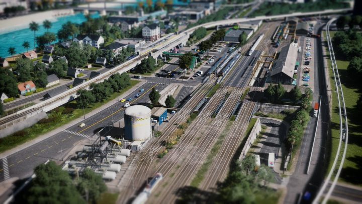 Железнодорожное сообщение