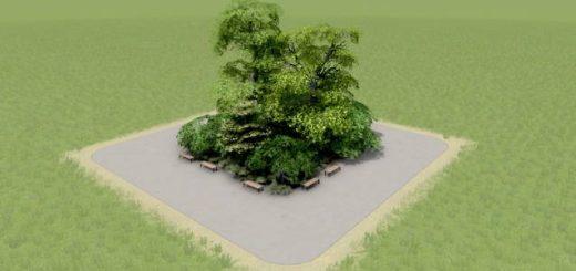 Простой парк