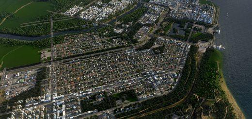 Городские районы