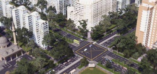 Типичный Сингапур