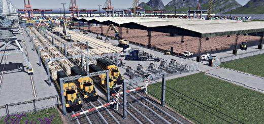 Железнодорожный терминал