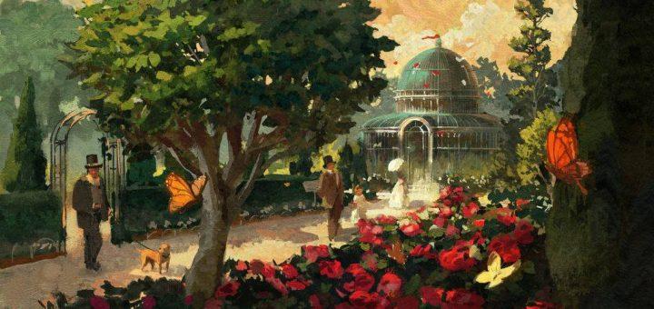 ANNO 1800 Botanica