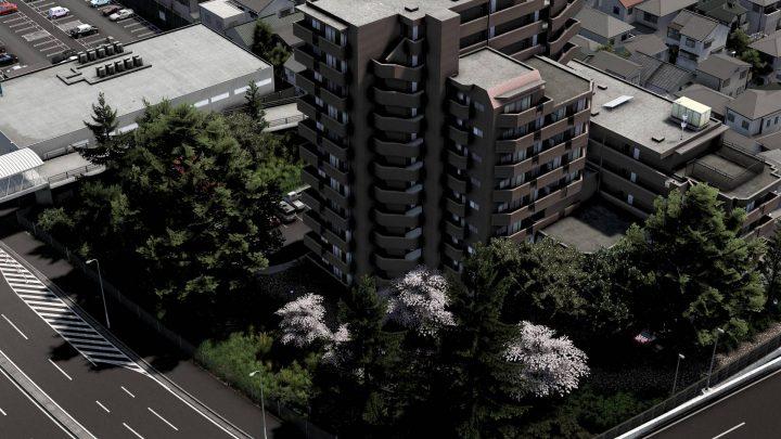 Японская резиденция