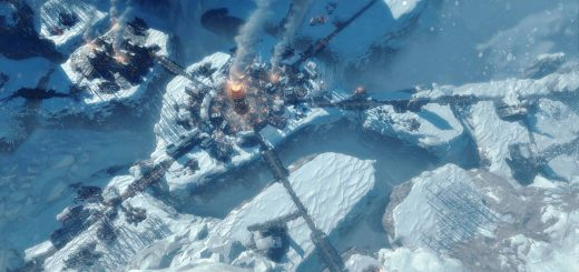 Frostpunk - The Rifts