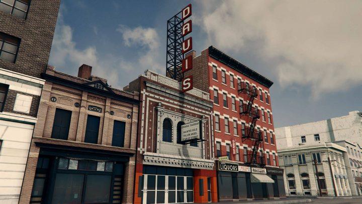 Театр Дэвиса, Чикаго